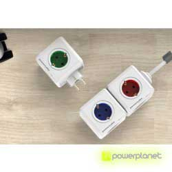 PowerCube Original USB 4 capturas + 2 portos USB - Item2