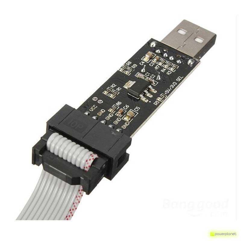 Programador USBASP 2.0 para AVR ATMEL - Item3