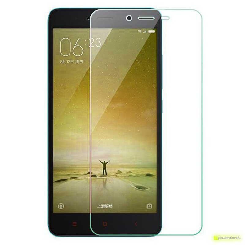 Protector de pantalla Cristal Templado Xiaomi Redmi Note 2