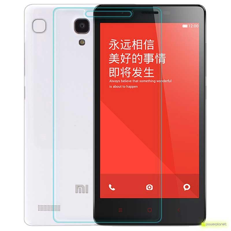 Protetor de Ecrã de Vidro Temperado Xiaomi Redmi Note