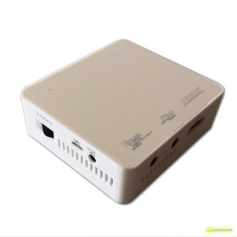 Mini Proyector Unic UC50 DLP - Ítem2
