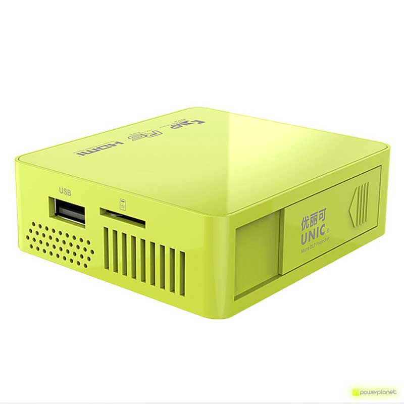 Mini Projector Unic UC50 DLP - Item4