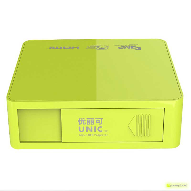 Mini Projector Unic UC50 DLP - Item5