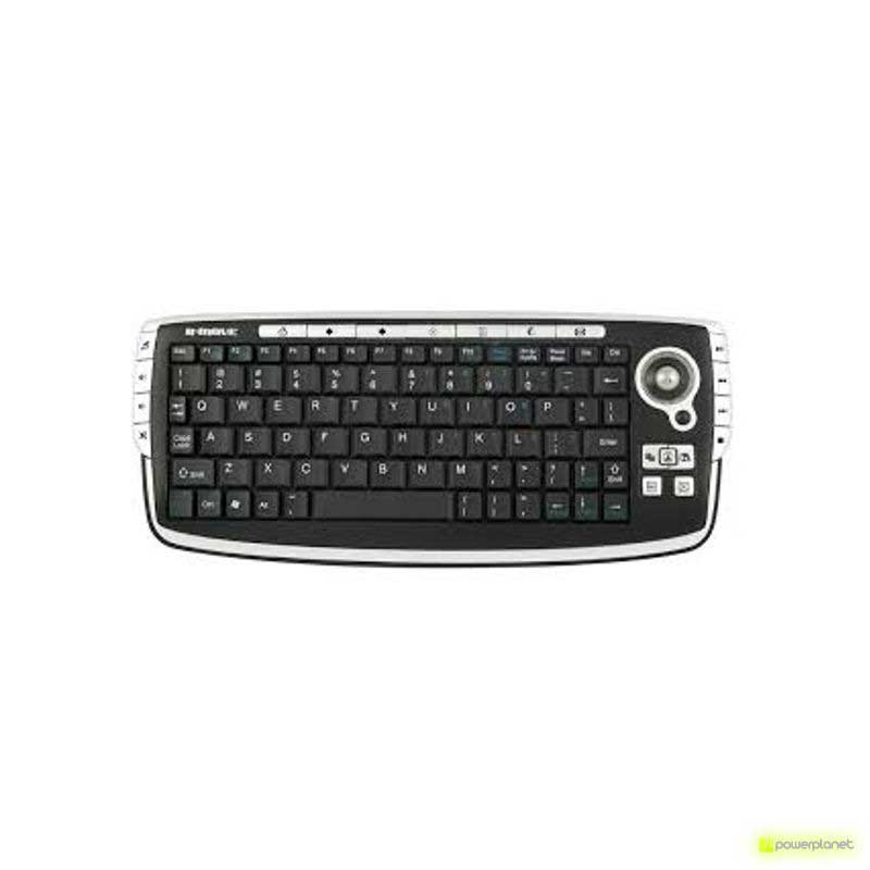 mini teclado trackball b-move