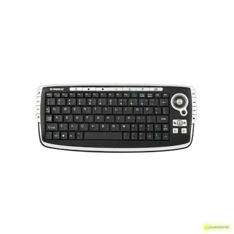 mini trackball teclado R2 b-move