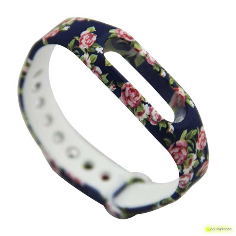 Wrist Strap Xiaomi Mi Band with Design - Item2