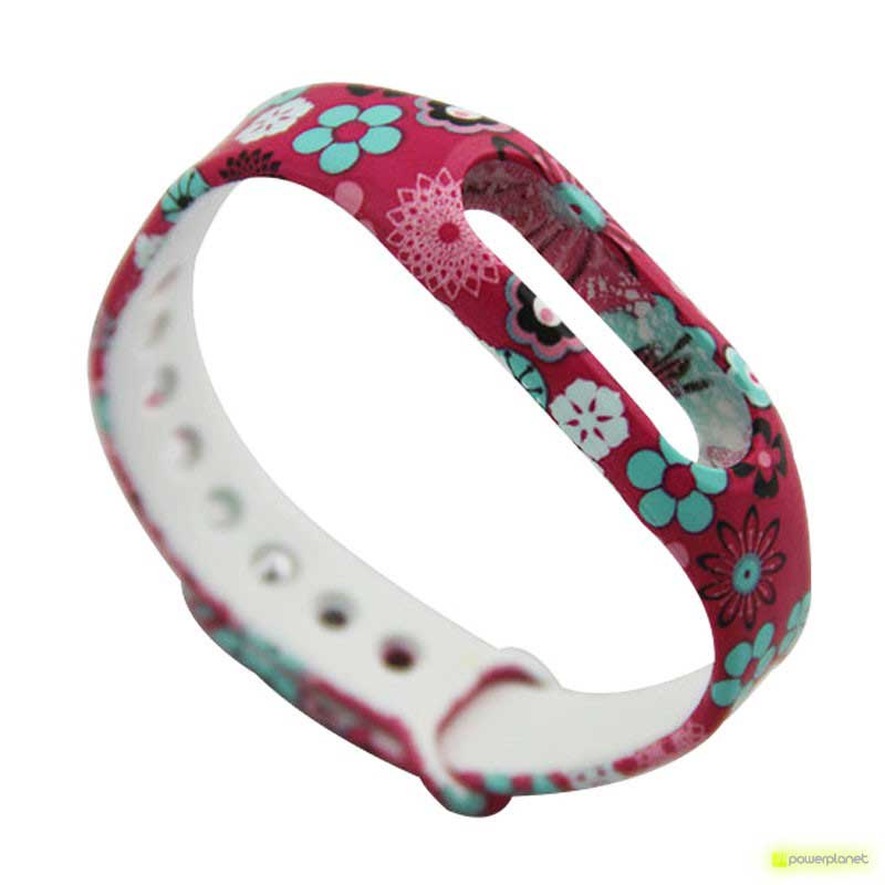 Wrist Strap Xiaomi Mi Band with Design - Item3