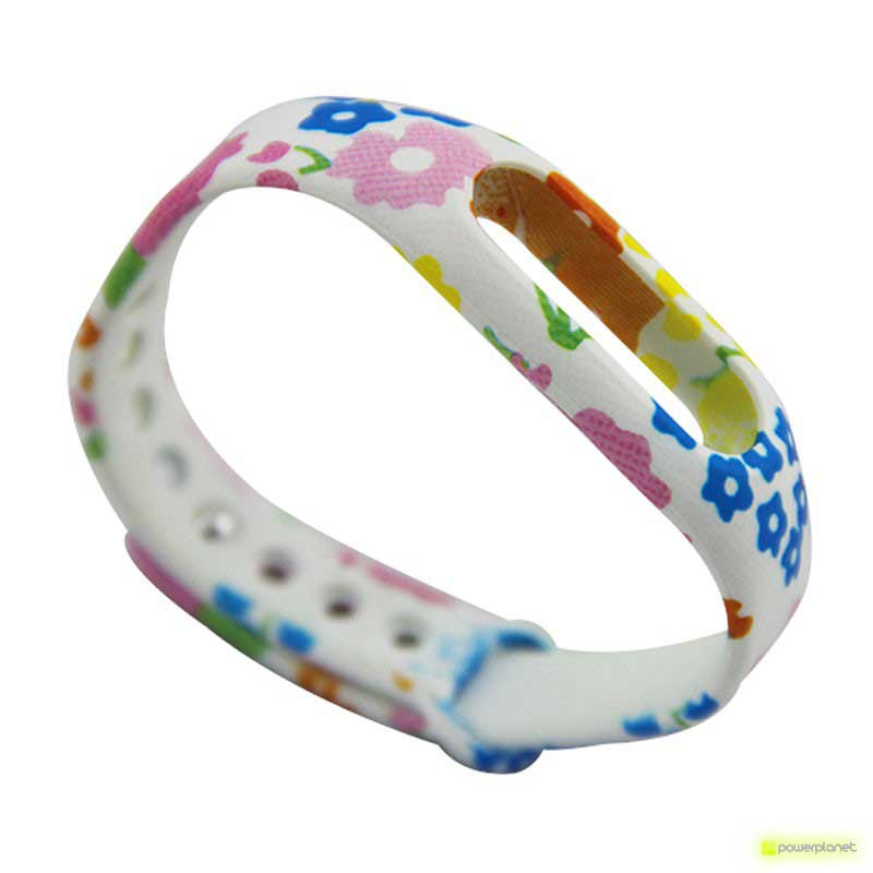 Wrist Strap Xiaomi Mi Band with Design - Item7