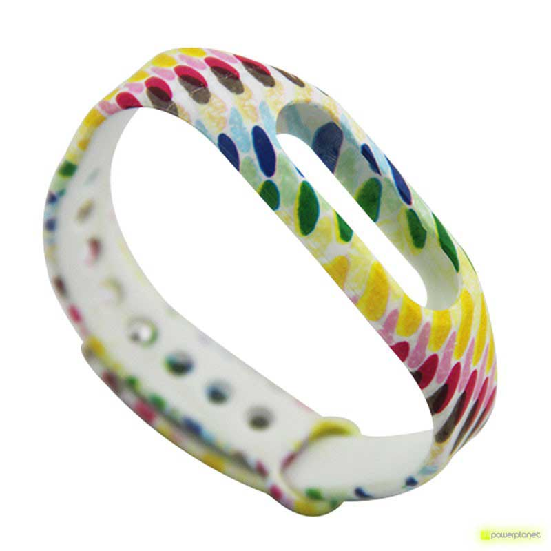 Wrist Strap Xiaomi Mi Band with Design - Item8