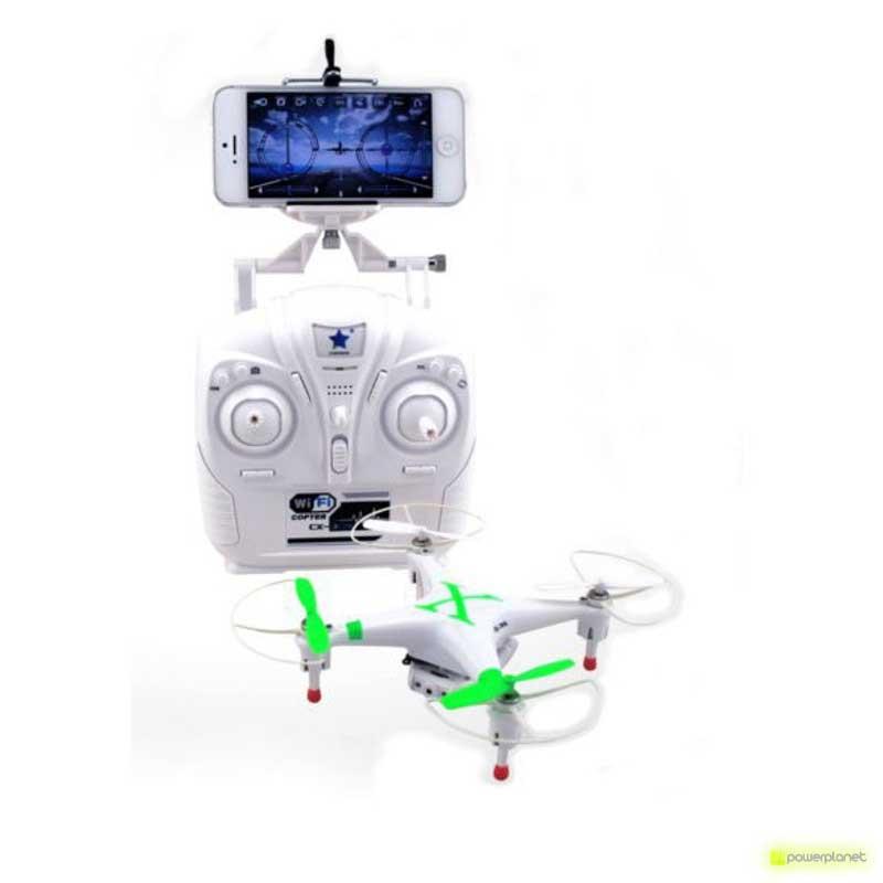 comprar quadcopter Cheerson CX-30W - Ítem3