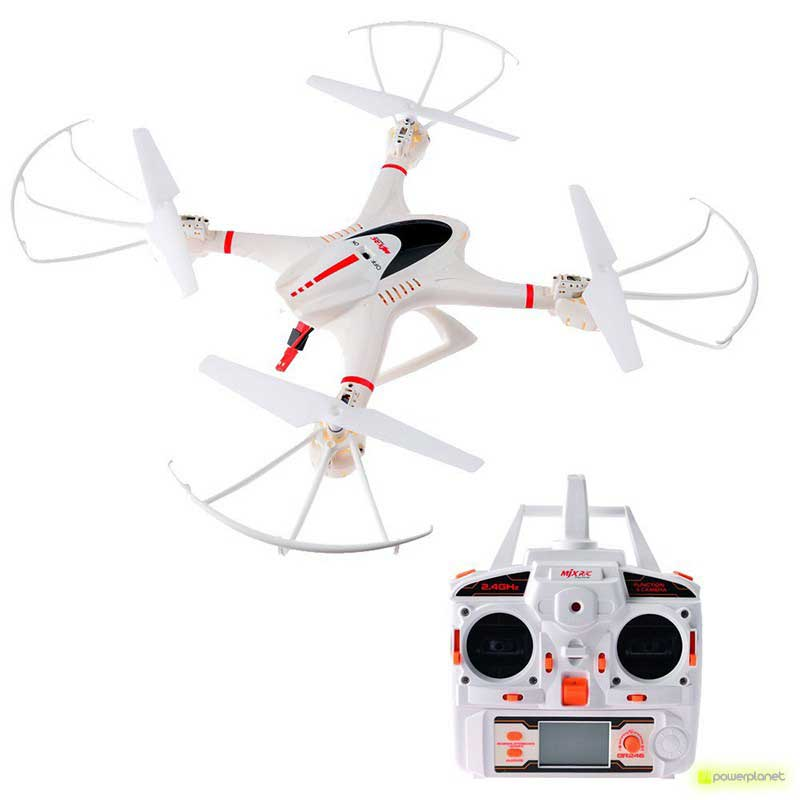 Quadcopter MJX X400