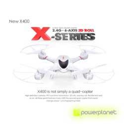 Quadcopter MJX X400 - Item1