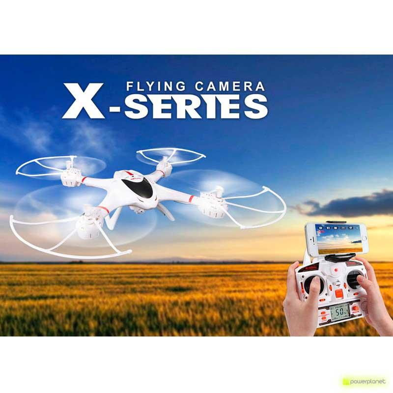 Quadcopter MJX X400 - Item2