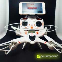 Quadcopter MJX X400 - Item6