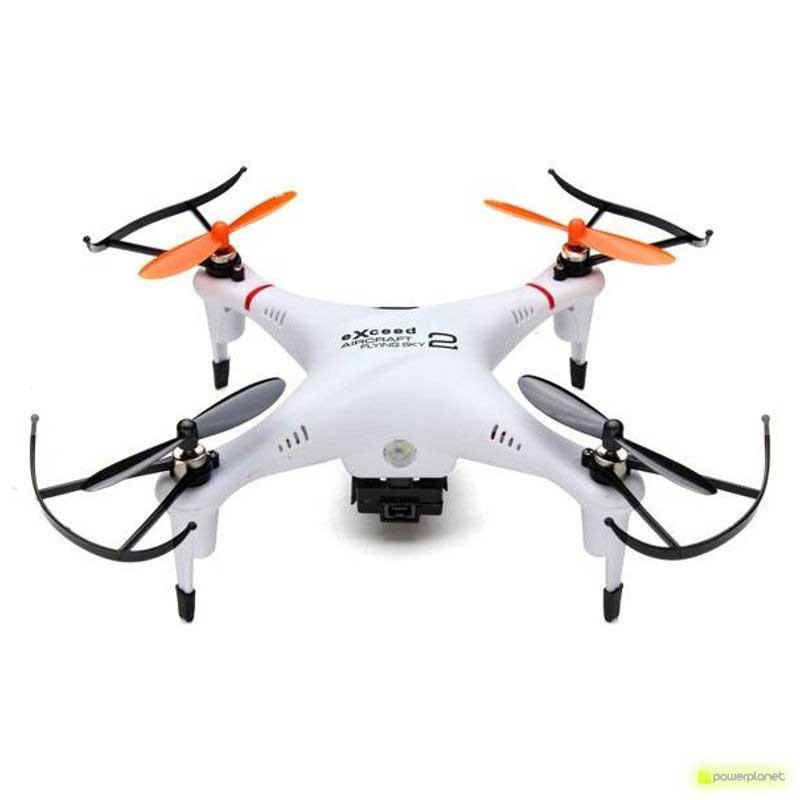 QuadCopter Raider 8957 con cámara - Ítem2