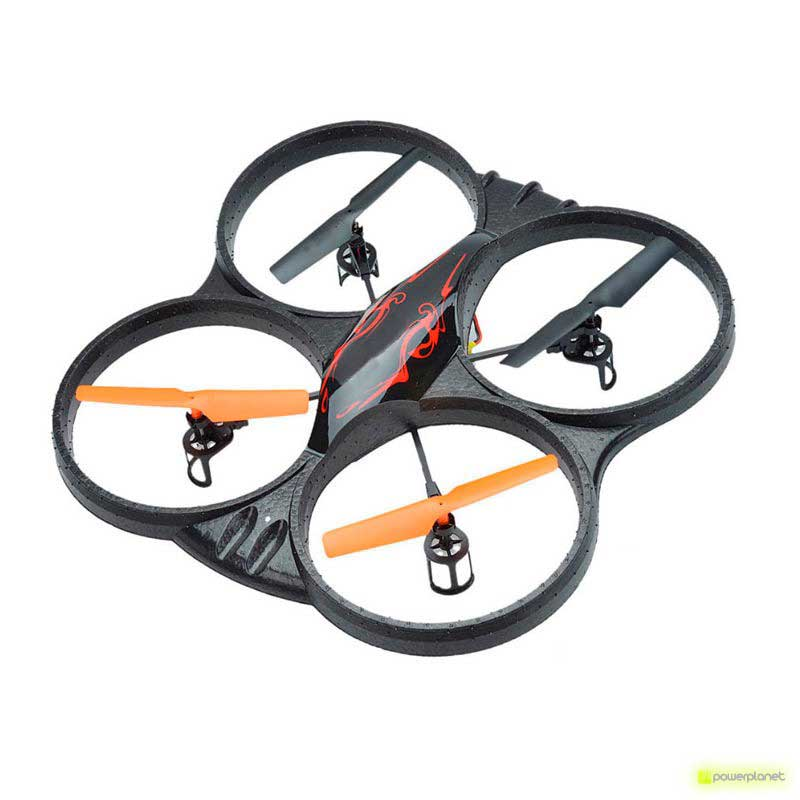 QuadCopter X-39V
