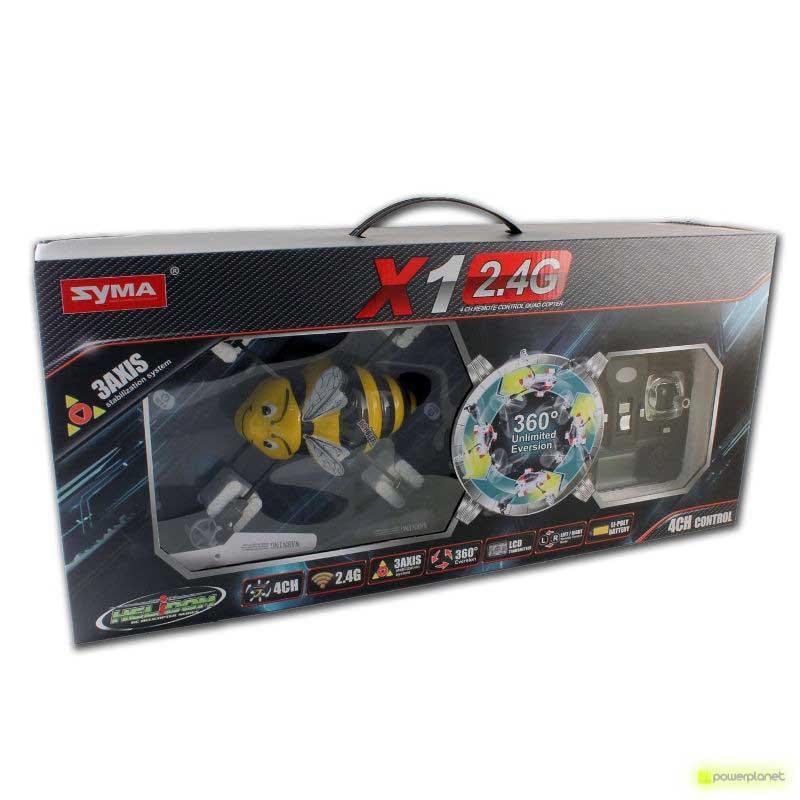 Quadcopter Syma X1 BumbleBee - Item2
