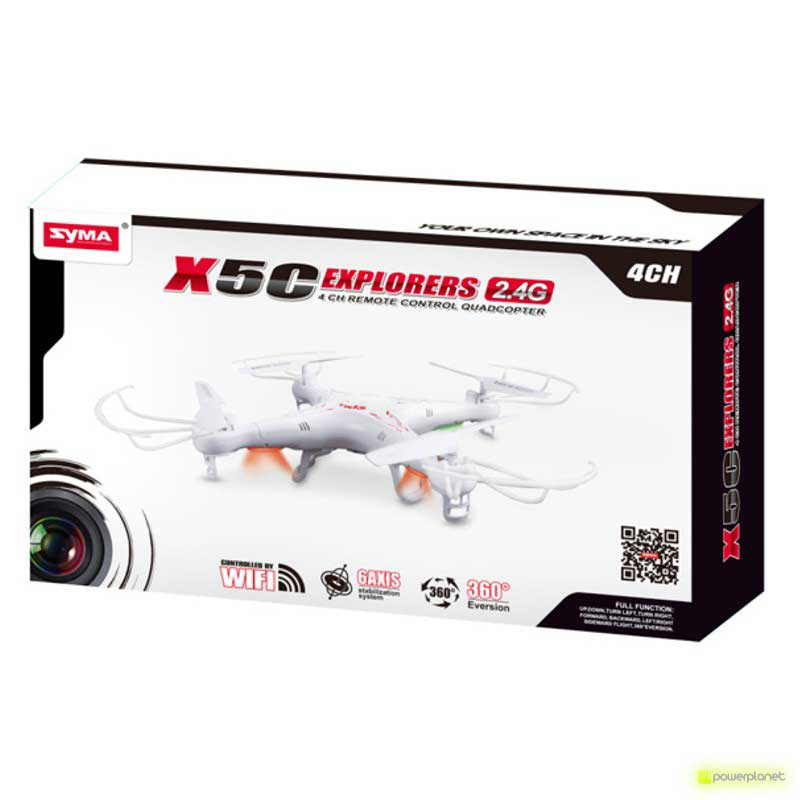 Drone Syma X5C - Item6