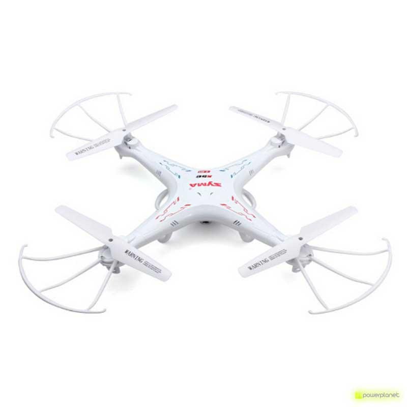 QuadCopter Syma X5SC - Ítem3