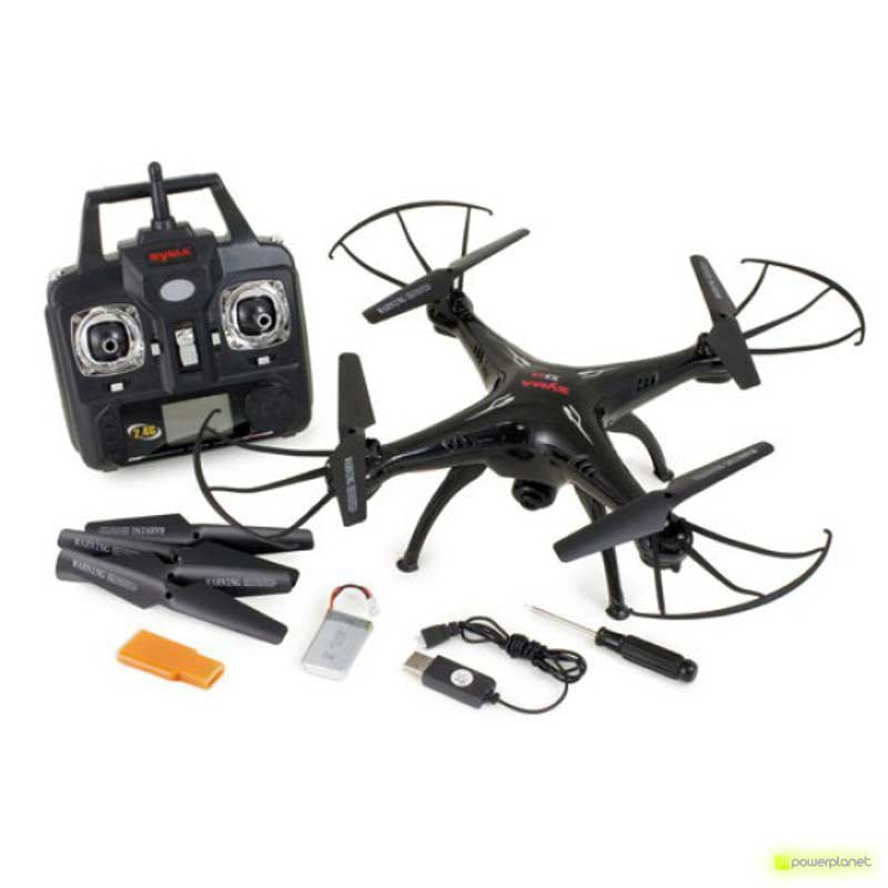QuadCopter Syma X5SC - Item6
