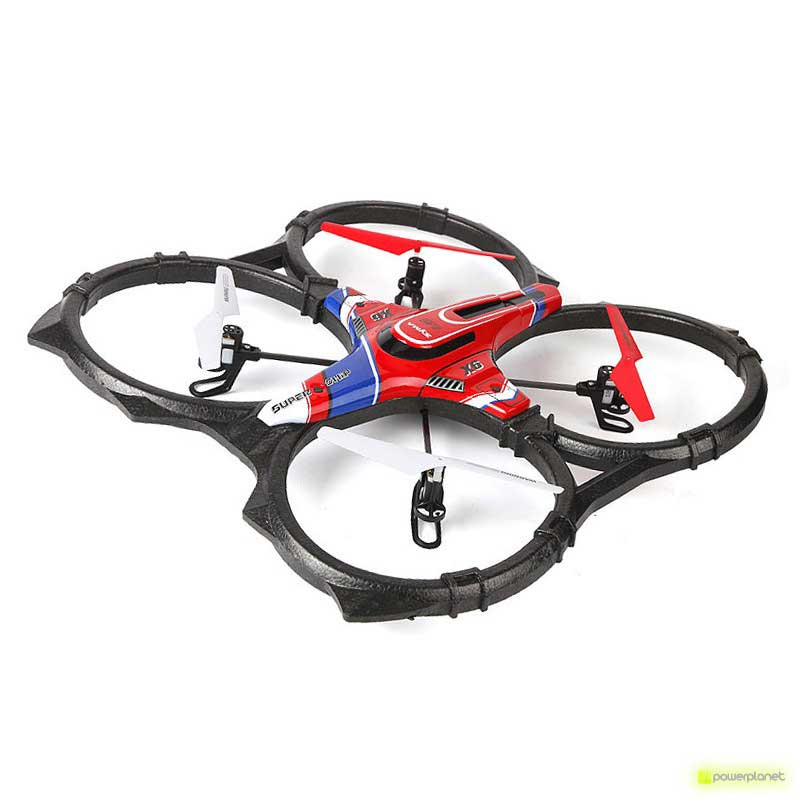 comprar quadcopter x6 - Item