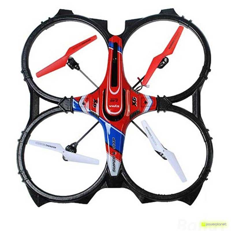comprar quadcopter x6 - Item1