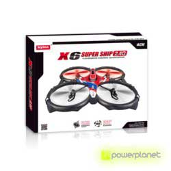 comprar quadcopter x6 - Item3