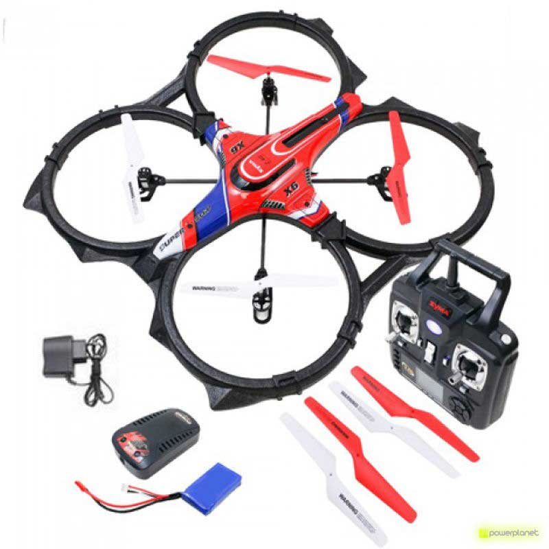 comprar quadcopter x6 - Item2