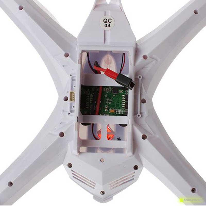 Quadcopter YiZhan Tarantula X6 Camera 2MP - Item5