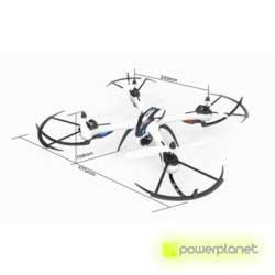 Quadcopter YiZhan Tarantula X6 Camera 2MP - Item2