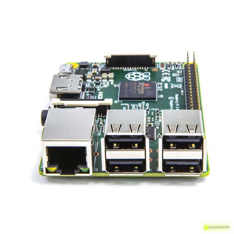 Raspberry Pi 2 Modelo B ARM7 Quad Core CPU 1GB - Ítem4