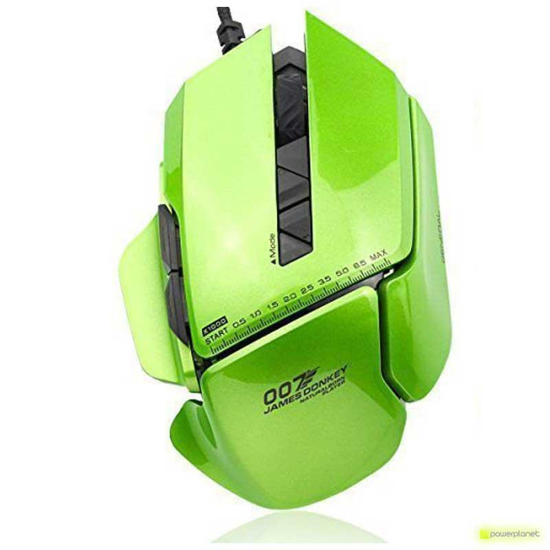 Mouse James Donkey 007 Pro Gaming