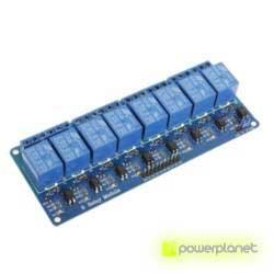 Placa módulo relés para Arduino - Item1