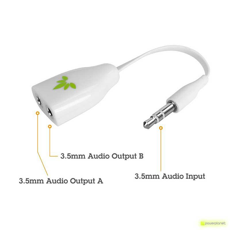 Tano Splitter Audio para Auriculares Avantree - Ítem1