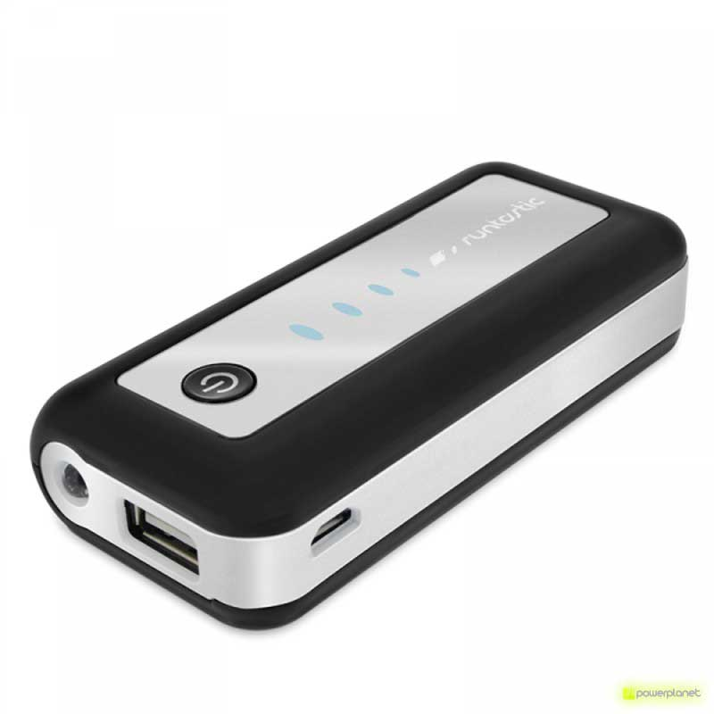 Runtastic USB Power Bank 5600 mAh - Item