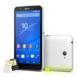 Sony Xperia E4G Blanco Libre - Ítem2