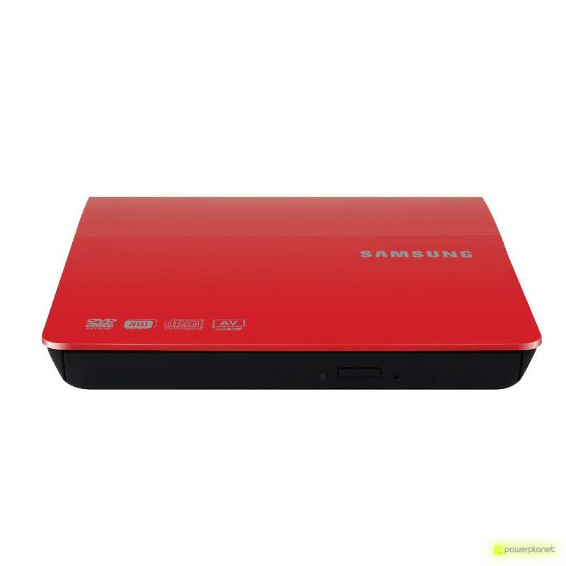 Samsung SE-208DB Rojo