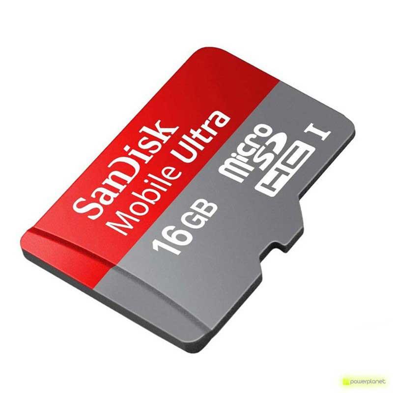SanDisk MicroSD 16GB Ultra