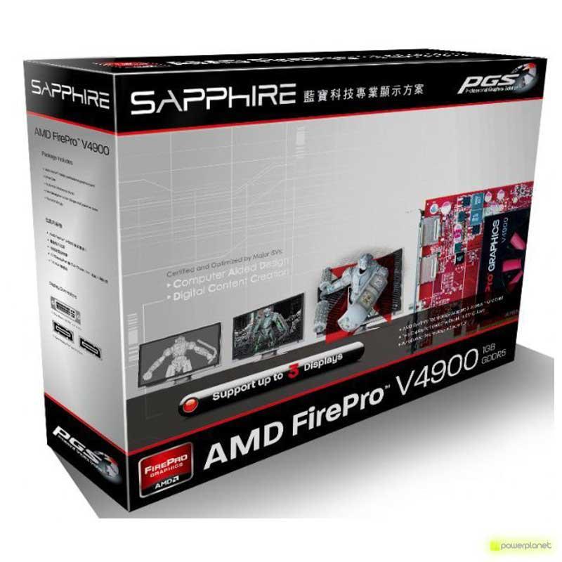 Sapphire AMD FirePro V4900