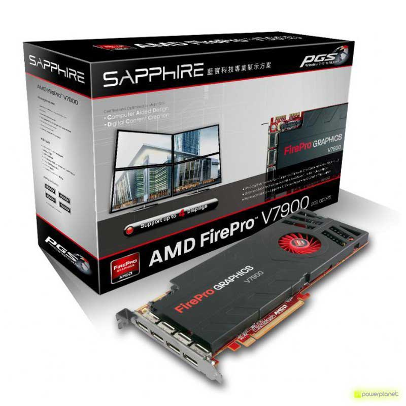 Sapphire AMD FirePro V7900
