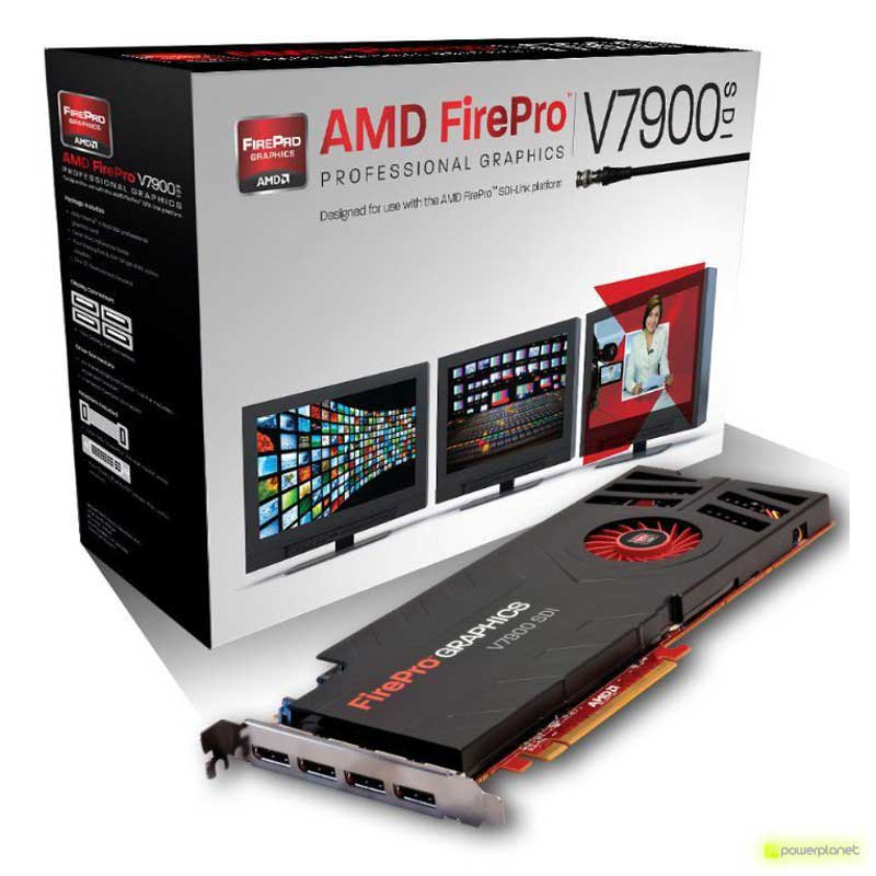 Sapphire AMD FirePro V7900 SDI