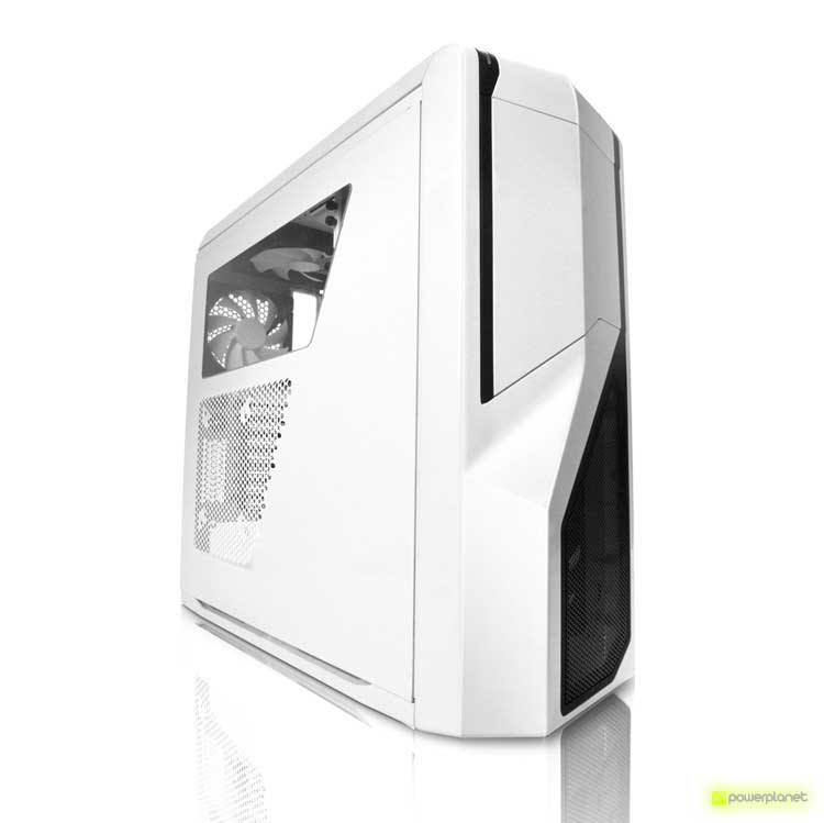 Semitorre ATX NZXT Phantom 410 Blanca 2x120mm - Item