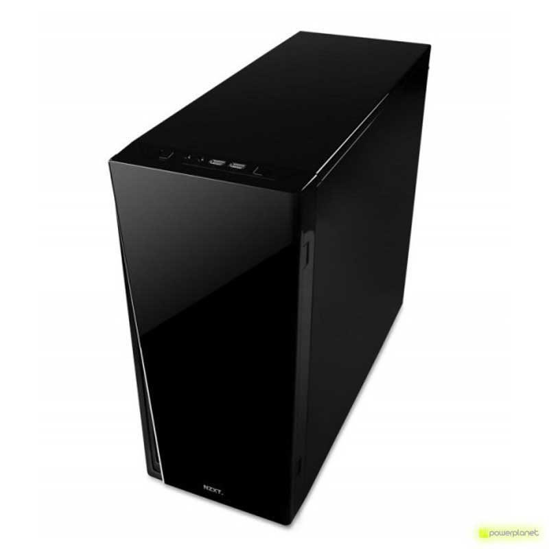 Semitorre ATX NZXT Silent H230 Edición Negra