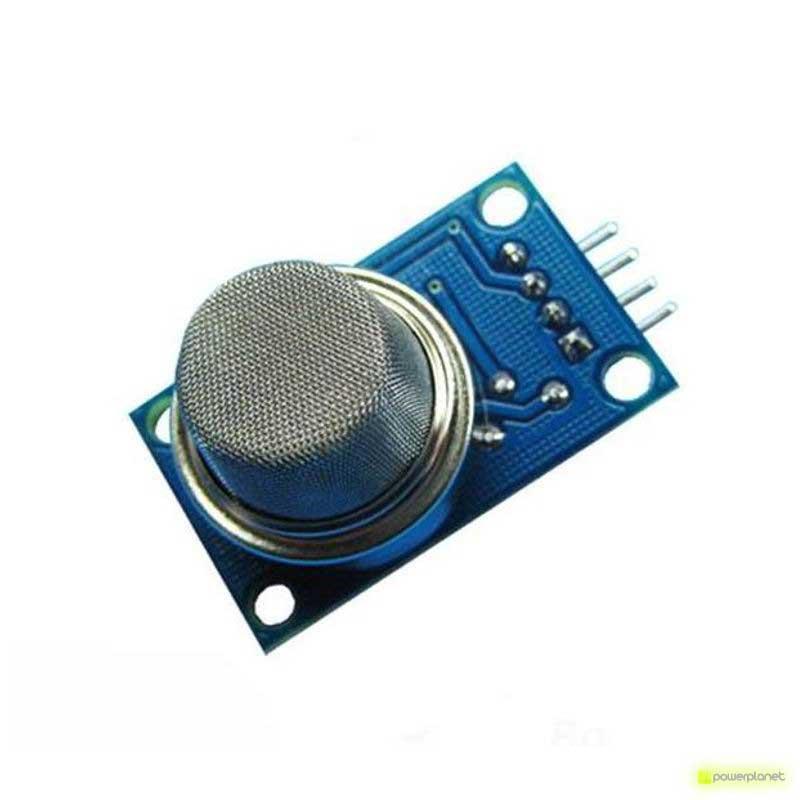 Módulo sensor de gás e fumaça MQ2 Para Arduino