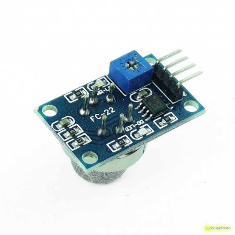 Módulo sensor de gás e fumaça MQ2 Para Arduino - Item2