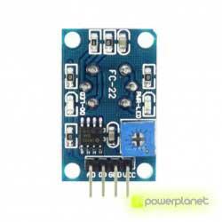 Módulo sensor de gás e fumaça MQ2 Para Arduino - Item3