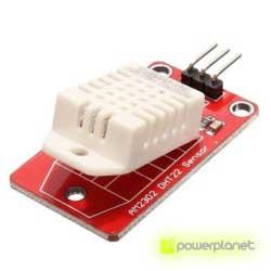 Módulo Sensor de Temperatura y Humedad DHT22 Para Arduino - Ítem1