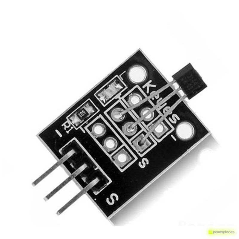 Módulo Sensor Magnético Efecto Hall para Arduino