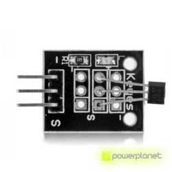 Módulo Sensor Magnetic Efeito Hall para Arduino - Item1