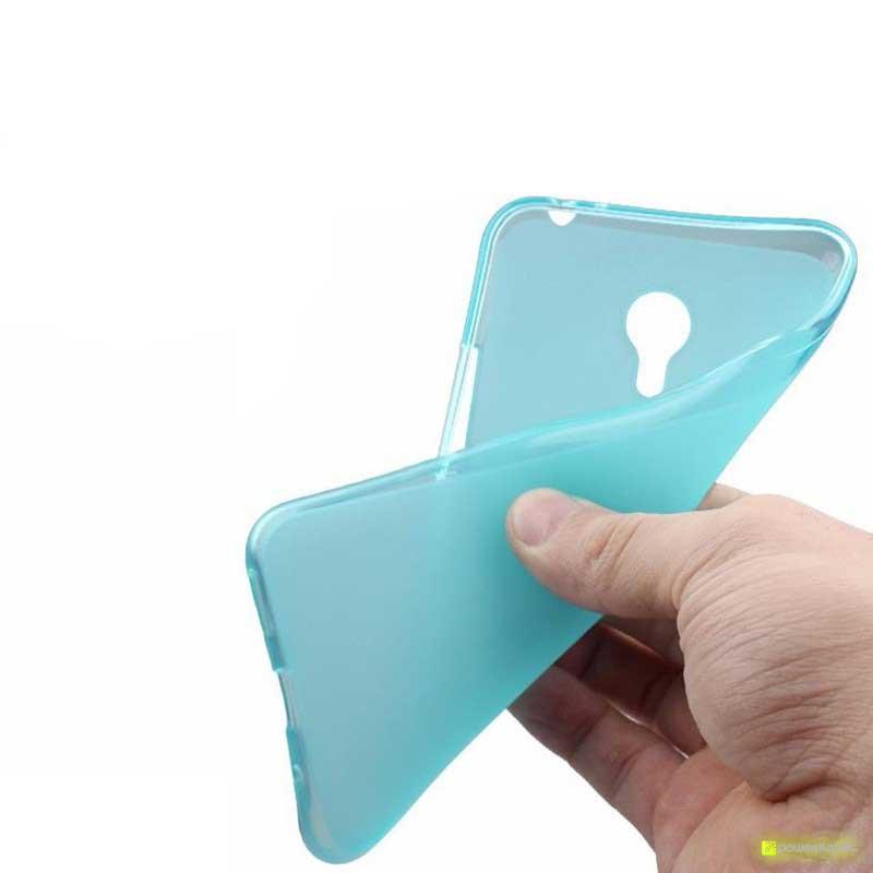 Capa de Silicone Meizu MX5 - Item1